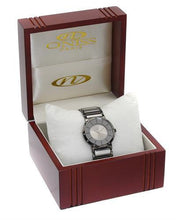 Load image into Gallery viewer, Oniss ON1004-LIPG/T-SV PARIS Brand New Swiss Movement Watch with 0.07ctw diamond