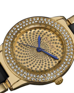 AUGUST Steiner AS8052 Brand New Japan Quartz date Watch with 0ctw crystal