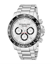 Load image into Gallery viewer, STUHRLING ORIGINAL 891.01 Brand New Japan Quartz date Watch