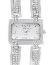 Load image into Gallery viewer, Varsales V4676-1 Brand New Japan Quartz Watch with 0ctw crystal