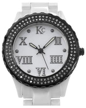 Load image into Gallery viewer, KC WA005296 Brand New Quartz Watch with 0.85ctw diamond