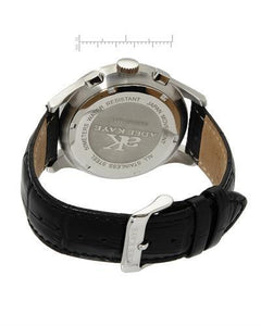 Adee Kaye AK9040-MSV Brand New Japan Quartz date Watch