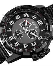 Load image into Gallery viewer, AUGUST Steiner AS8202BK Brand New Quartz day date Watch