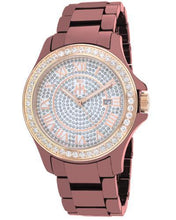 Load image into Gallery viewer, Jivago JV9416 Ceramic Brand New Quartz date Watch with 0ctw crystal