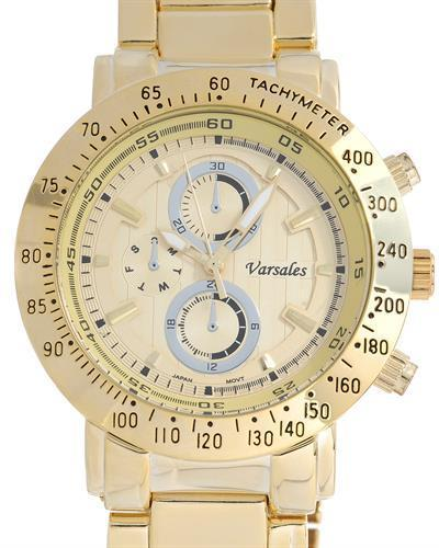 Varsales V5036-1 Brand New Japan Quartz Watch