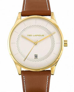 Ted Lapidus 5131907 Classic Brand New Quartz date Watch