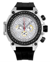 Load image into Gallery viewer, Techno Com by KC Brand New Japan Quartz date Watch with 0ctw crystal