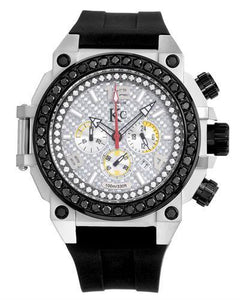 Techno Com by KC Brand New Japan Quartz date Watch with 0ctw crystal