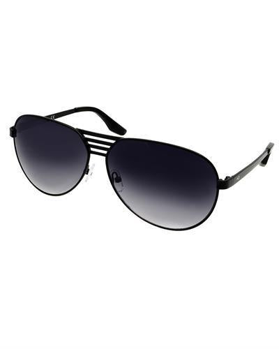 AQS BL002 Black Blake Brand New Sunglasses  Black metal