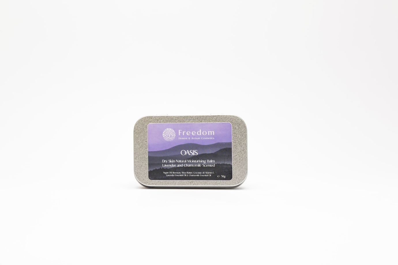 Oasis - Dry skin Natural Moisturising Balm - Lavender and Chamomile Scented
