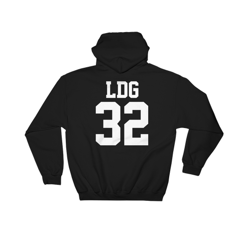 LDG SAINT JOB - Hooded Sweatshirt
