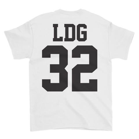 LDG SAINT JOB - Short sleeve t-shirt