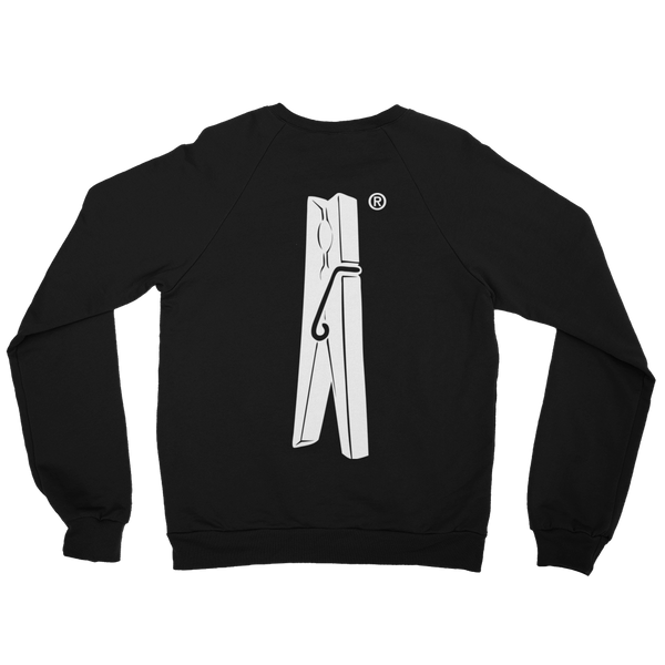 LDG - ARCH PIN Raglan sweater