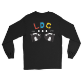 LDG Fake Love Black Long Sleeve T-Shirt
