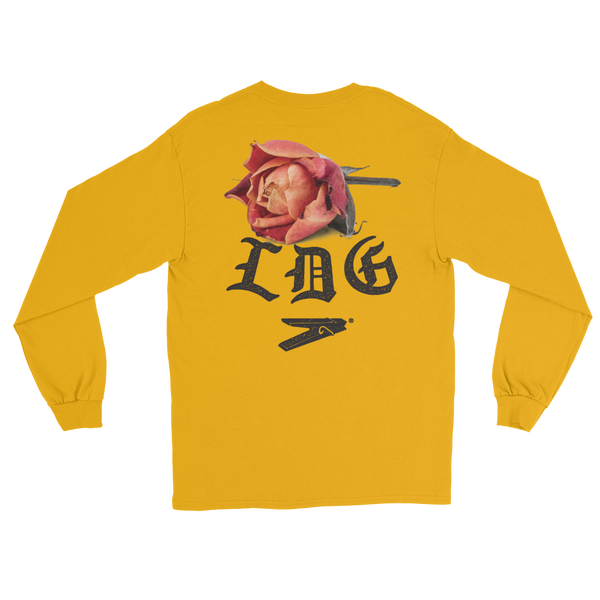 LDG DEAD ROSE Long Sleeve T-Shirt