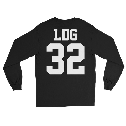 LDG SAINT JOB - Long Sleeve T-Shirt
