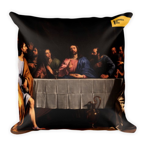 LDG - Last Supper Square Pillow