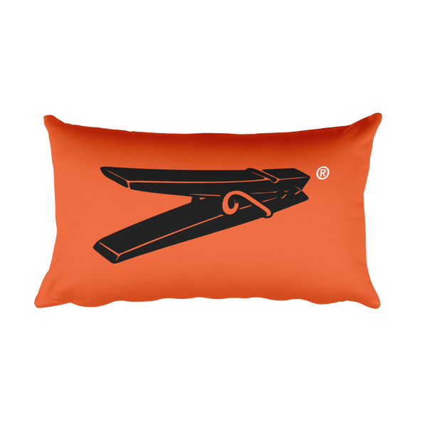 LDG Pin Rectangular Pillow