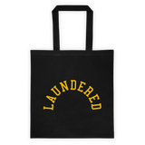 Laundered Arch Tote bag