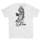 LDG Pray Up White Short sleeve t-shirt