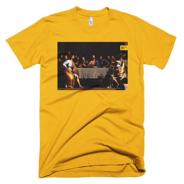 LDG - Last Supper Short sleeve men's t-shirt