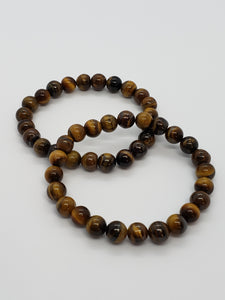 Tiger Eye (8mm) Healing Bracelet