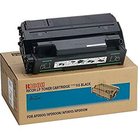 ORIGINAL RICOH 400759 TONER CARTRIDGE