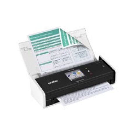 Brother ADS-1500W Compact Color Desktop Scanner