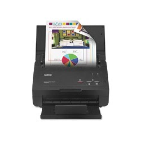 Brother ADS-2000e Desktop Scanner With Duplex For SMB Environments