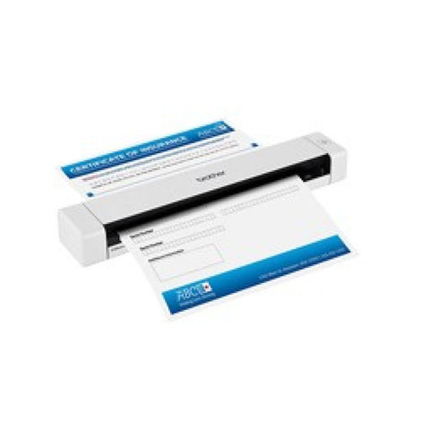 Brother DS-620 Mobile Color Page Scanner ( 8ppm)