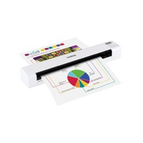Brother DS-820W Wireless Mobile Color Page Scanner (8ppm)
