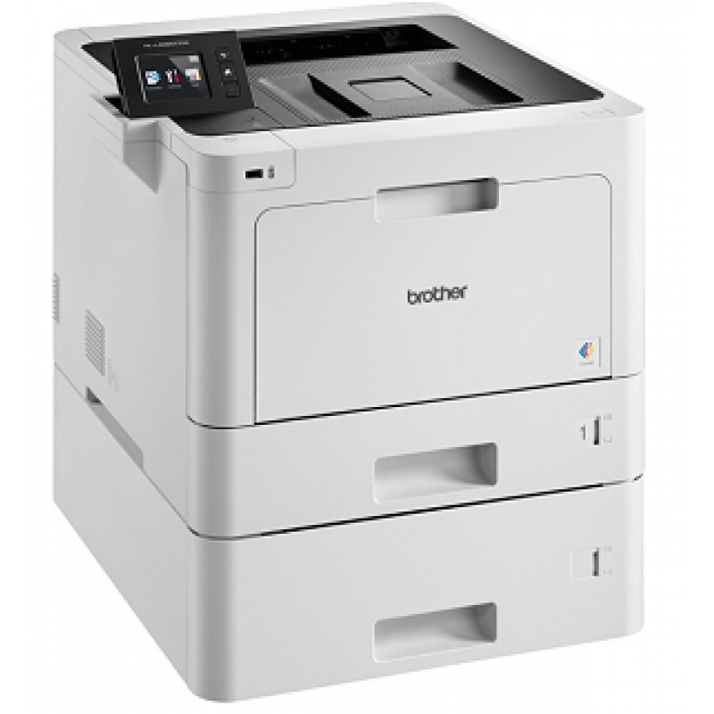 Brother HL-L8360CDWT Business Color Laser Printer With Duplex Printing, Wireless Networking And Dual Trays (33ppm/33ppm)