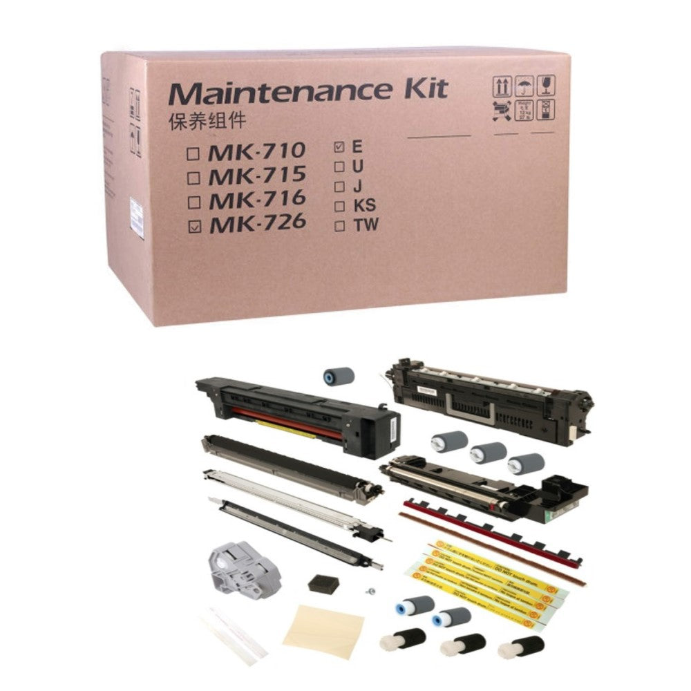 ORIGINAL KYOCERA MITA MK726 MAINTENANCE KIT