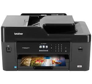 Brother MFC-J6530DW Business Smart Pro Color Inkjet All-In-One (20ppm/22ppm)