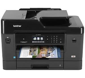 Brother MFC-J6930DW Business Smart Pro Color Inkjet All-In-One (20ppm/22ppm)
