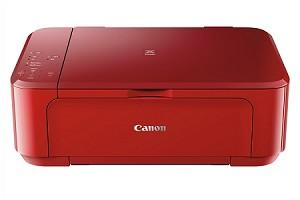 Canon PIXMA MG3620 Red Wireless All-In-One (9.9ipm/ 5.7ipm)