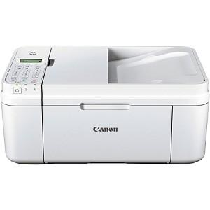 Canon PIXMA MX492 White Wireless Office ALL-IN-ONE (8.8ipm/4.4ipm)