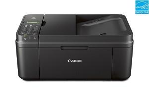 Canon PIXMA MX492 Black Wireless Office ALL-IN-ONE (8.8ipm/4.4ipm)