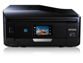 Epson Expression Photo XP-860 Small-in-One All-in-One Printer (9/9.5 ppm)
