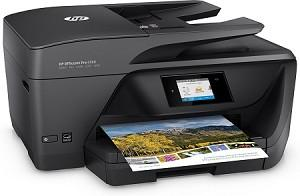 HP OfficeJet Pro 6968 All-in-One Printer up to 30PPM Print/ Copy/ Scan/ Fax