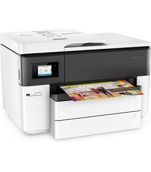HP OfficeJet Pro 7740 Wide Format All-in-One Printer up to 34ppm Print/ Copy/ Scan/ Fax