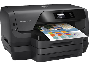 HP OfficeJet Pro 8216 PrinterUp to 34 ppm Print