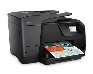 HP OfficeJet Pro 8710 All-in-One Printer up to 30PPM Print/ Copy/ Scan/ Fax
