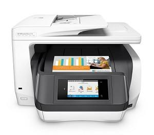 HP OfficeJet Pro 8730 All-in-One Printer up to 36PPM Print/ Copy/ Scan/ Fax