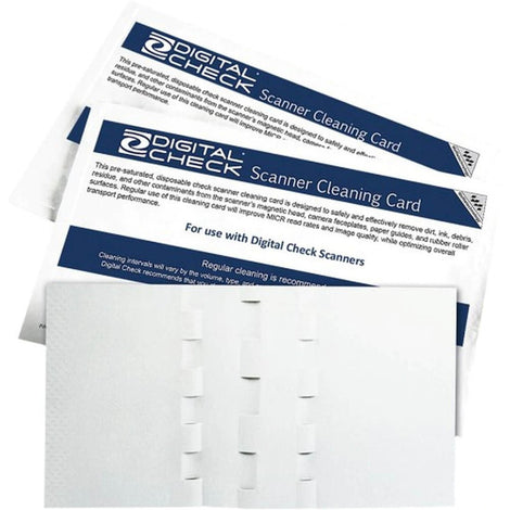 KICEPSCS1B15WS KICTEAM EPSON CHECK SCAN WAFFLE CLEAN CARDS-15ct