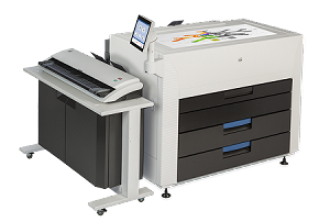 KIP 880 Multifunction Production Color System