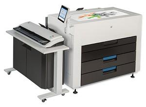 KIP 890 Multifunction Production Color System