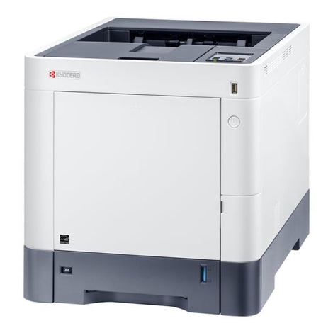 KYOP6230CDN KYOCERA 1102TV2US1 COLOR LASER PRINTER,NET,DUP