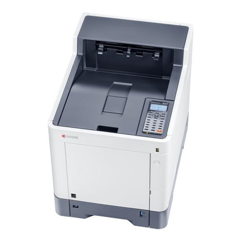 KYOP6235CDN KYOCERA 1102TW2US1 COLOR LASER PRINTER,NET,DUP