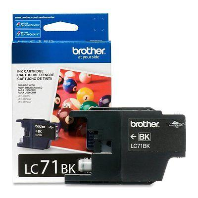 BROTHER LC71BK (ORIGINAL)